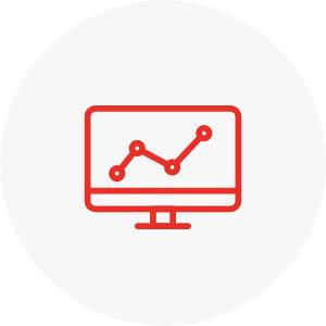 多段階集計でデータ深掘りが可能、改善のヒントが得られる